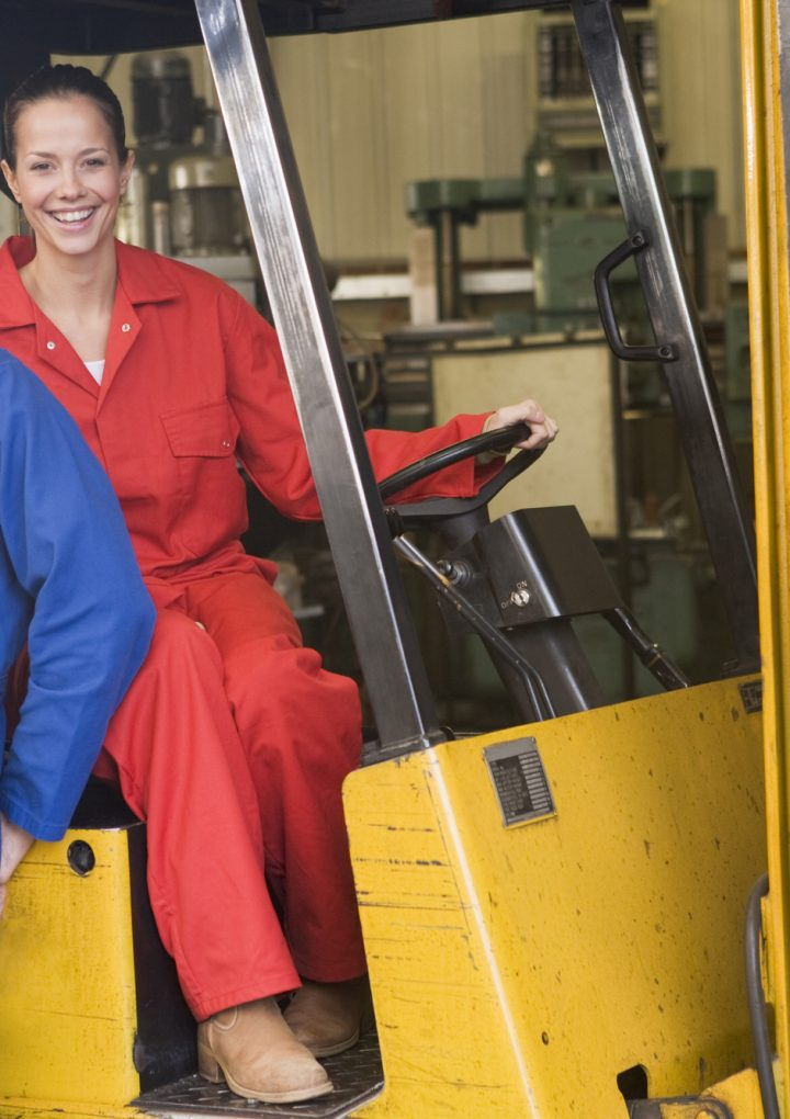The Right Way For Certification of Forklifts